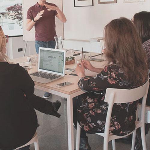 workshop spaziobianco location Como